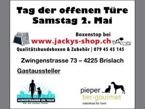 pieper tier-gourmet jackys-shop